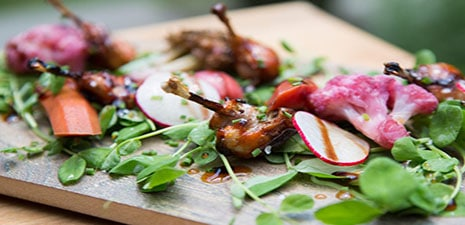 A Taste of the Berkshires Culinary Scene