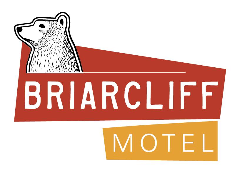 Briarcliff motel logo